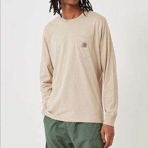 Carhartt Pocket Long Sleeve T